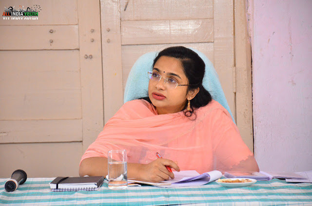 Swetha Mohanty Wanaparthy collector
