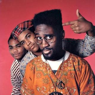 De La Soul - Trio Hip Hop