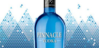 Pinnacle Peach Flavored Vodka: T.G.I.F. Cocktail recipes: January 6