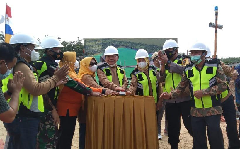 Pembangunan Mega Proyek Dimulai, Mesuji Segara Miliki   Islamic Center & Wisata Religi