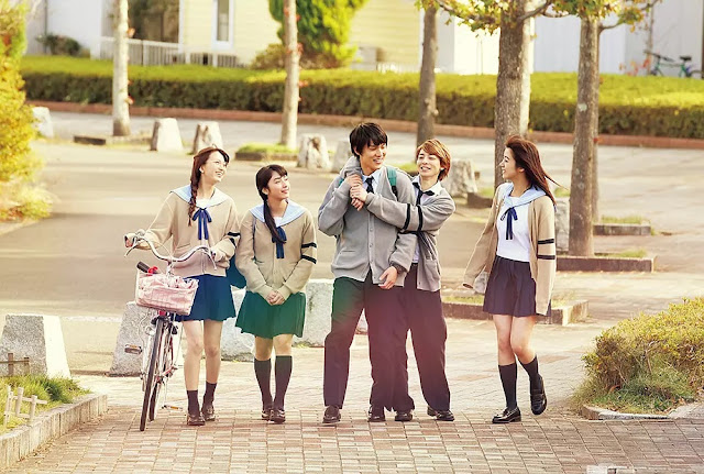 ReLIFE Live Action BD Subtitle Indonesia