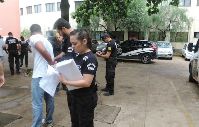 Deflagrada em Anápolis operação contra fraude no Ciretran