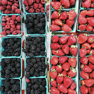 santa barbara farmers market berries