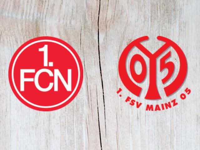 Nuernberg vs Mainz 05 - Highlights 01 September 2018
