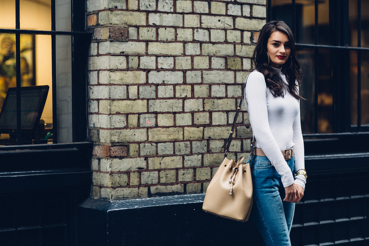 london fashion week peexo street style