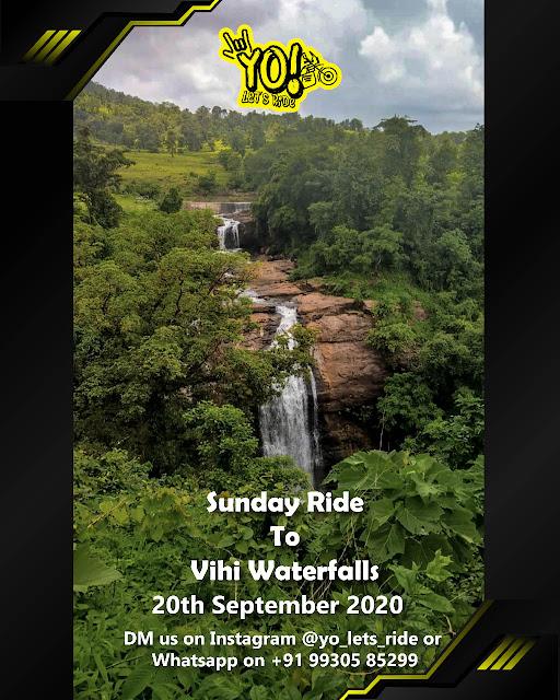 YO! Let's Ride to Vihi Waterfalls