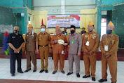 Baznas Sidrap Serahkan Santunan Duka Anggota Legiun Veteran