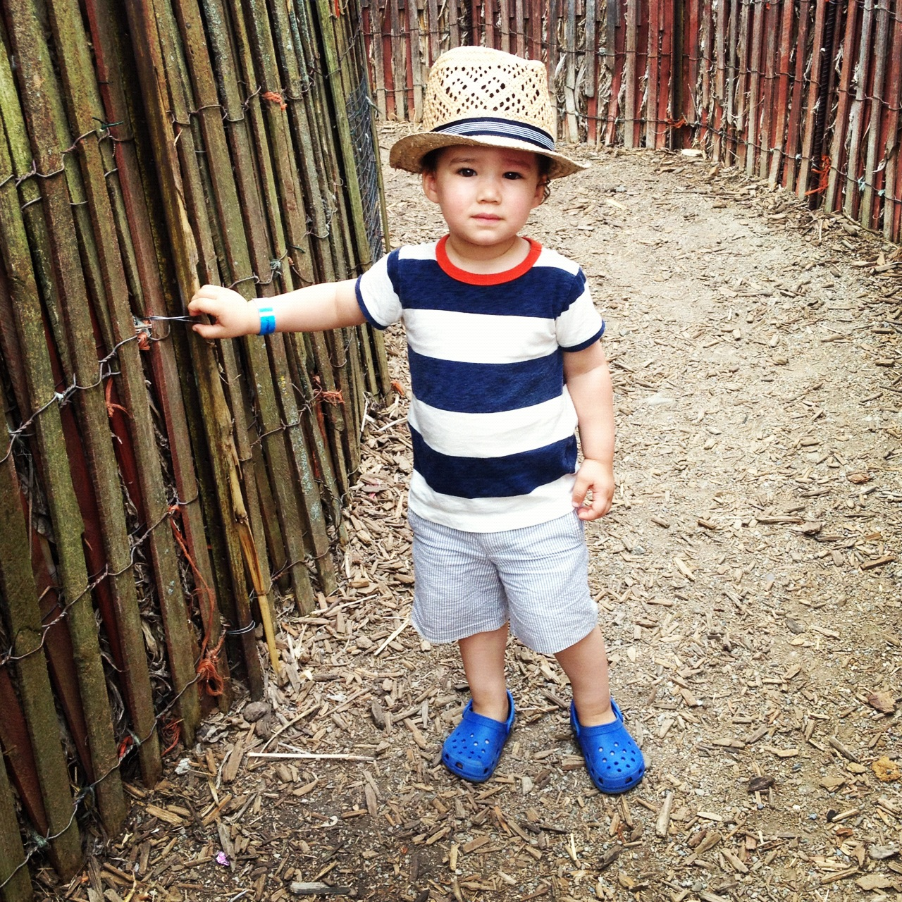 ... selection for little girls. I thought I d do a post on my list of  summer essentials for boys and some of my favourite places to shop for him.  Fedora ... b5395a87139