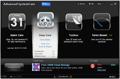 latest advanced systemcare