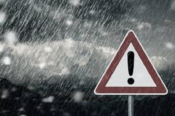 Πολιτική Προστασία Δήμου Ναυπλιέων: Επιδείνωση του καιρού με διαστήματα έντονης βροχόπτωσης