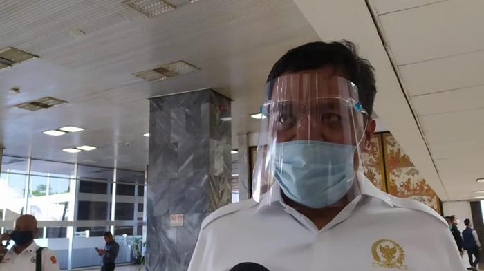 Susunan Kepengurusan Baru Partai Gerindra Telah Rampung, Habiburokhman: Poyuono Siapa Ya?