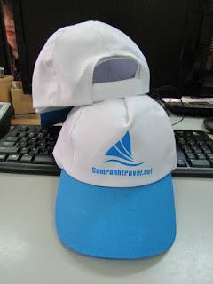 may nón du lịch cho công ty ở Sài Gòn