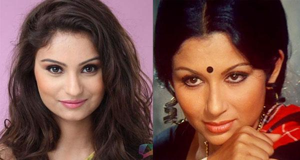डिंपी गांगुली-शर्मिला टैगोर