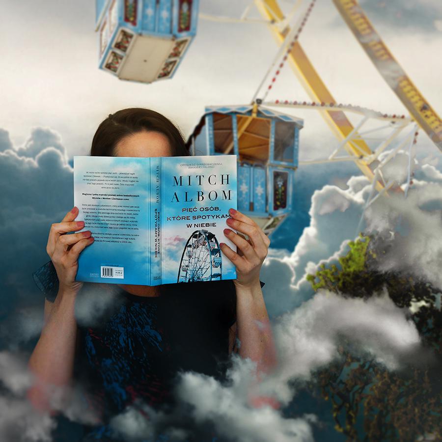 #32 Pięć osób, które spotykamy w niebie - Mitch Albom