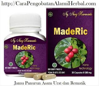 Cara pengobatan alami asam urat tinggi dengan herbal tradisional
