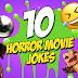 HORROR JOKES TAG! 😂 Cheesy Horror Jokes for April Fool's Day!