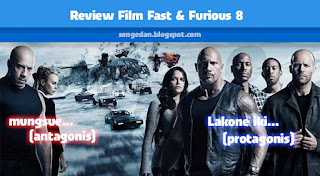 Review Film Fast & Furious 8 : THE FATE OF THE FURIOUS (2017)