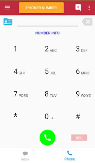 Phoner Anonymous call app-Android Apps For Fun in 2020