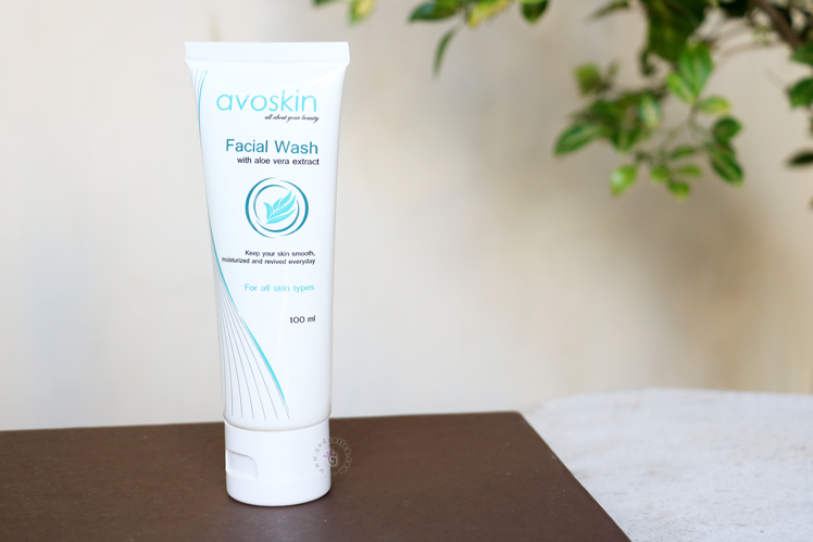Avoskin Facial Foam Review