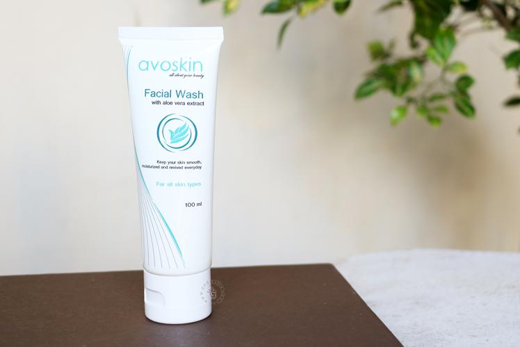 Avoskin Facial Foam Review