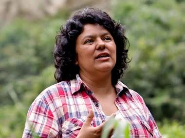 CSI Condena el Asesinato de Berta Cáceres.