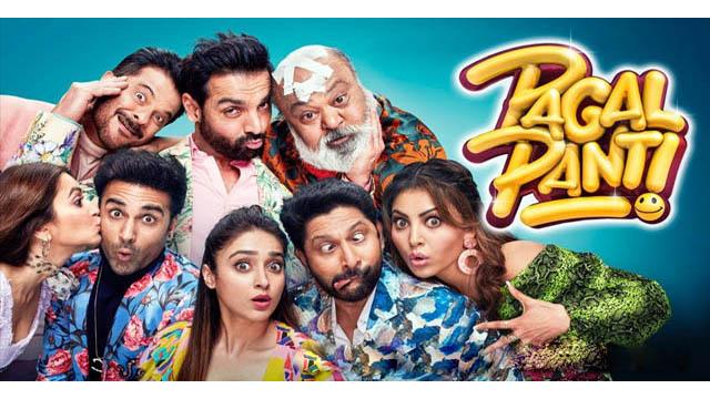 Pagalpanti (2019) Hindi Movie 720p BluRay Download