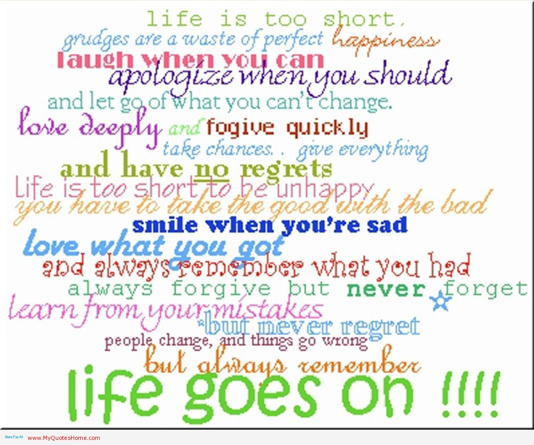 Quotes About Life Lessons And Love