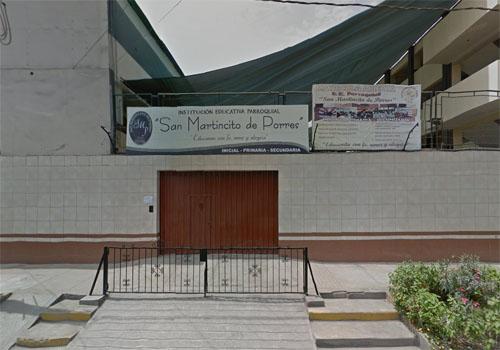 Colegio SAN MARTINCITO DE PORRES - San Juan de Miraflores