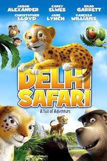 Delhi Safari (2012) 720p BluRay 780MB Full Movie [Hindi-DD5.1] ESubs Download MKV