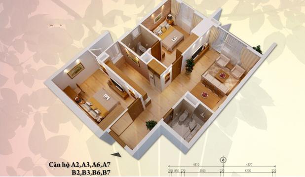 Bảng thiết kế chi tiết dự án chung cư lạc hồng westlake