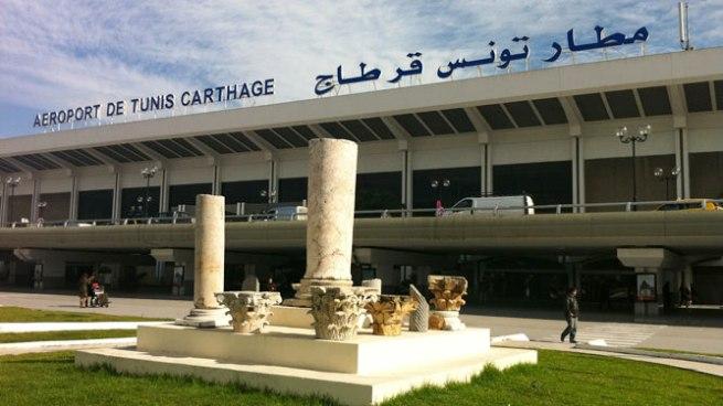مطار تونس قرطاج الدولي Tunis–Carthage International Airport