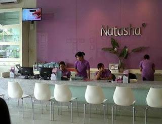 Klinik Natasha skin care Malang