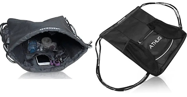 Legendary Drawstring Gym Bag Waterproof review