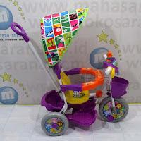 sepeda roda tiga royal