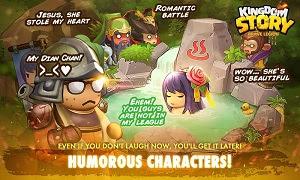 Game Kingdom Story Brave Legion Apk Mod Money