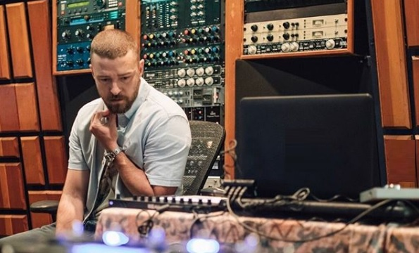 Justin Timberlake/Instagram/Reprodução