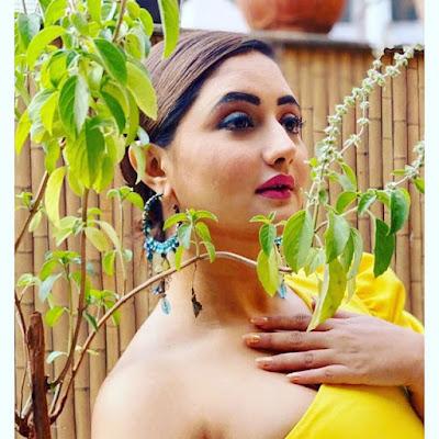 Rashami Desai model