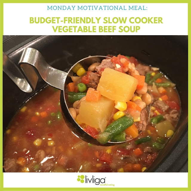 Budget Friendly Vegetable Beef Soup