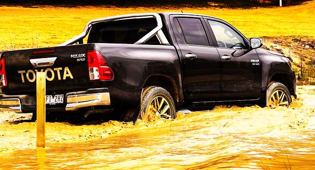 2016 Toyota HiLux 2.8L Diesel Review