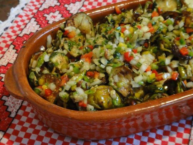 G1 Divino Sabor Receita de Salada de Jilo