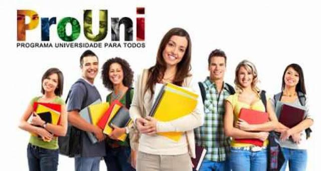 Inscrições para o ProUni do segundo semestre estarão abertas de 6 a 9 de junho
