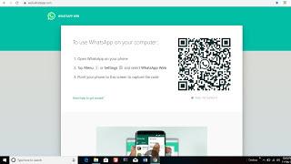 computer में whatsapp कैसे चलाते हैं