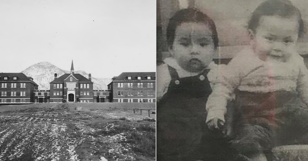 Mass Grave Of 215 Children Is Found In The Grounds Of Indigenous School In Canada