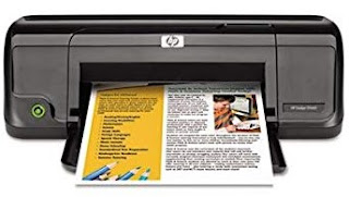 HP Deskjet D1600 Driver Della Stampante Scaricare