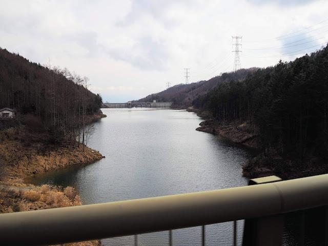クリスタルライン 乙女湖