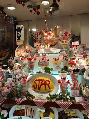 Dinner at Star Restaurant at Teramachi Street Kyoto