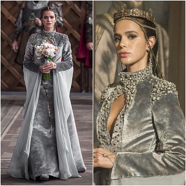casamento catarina deus salve o rei