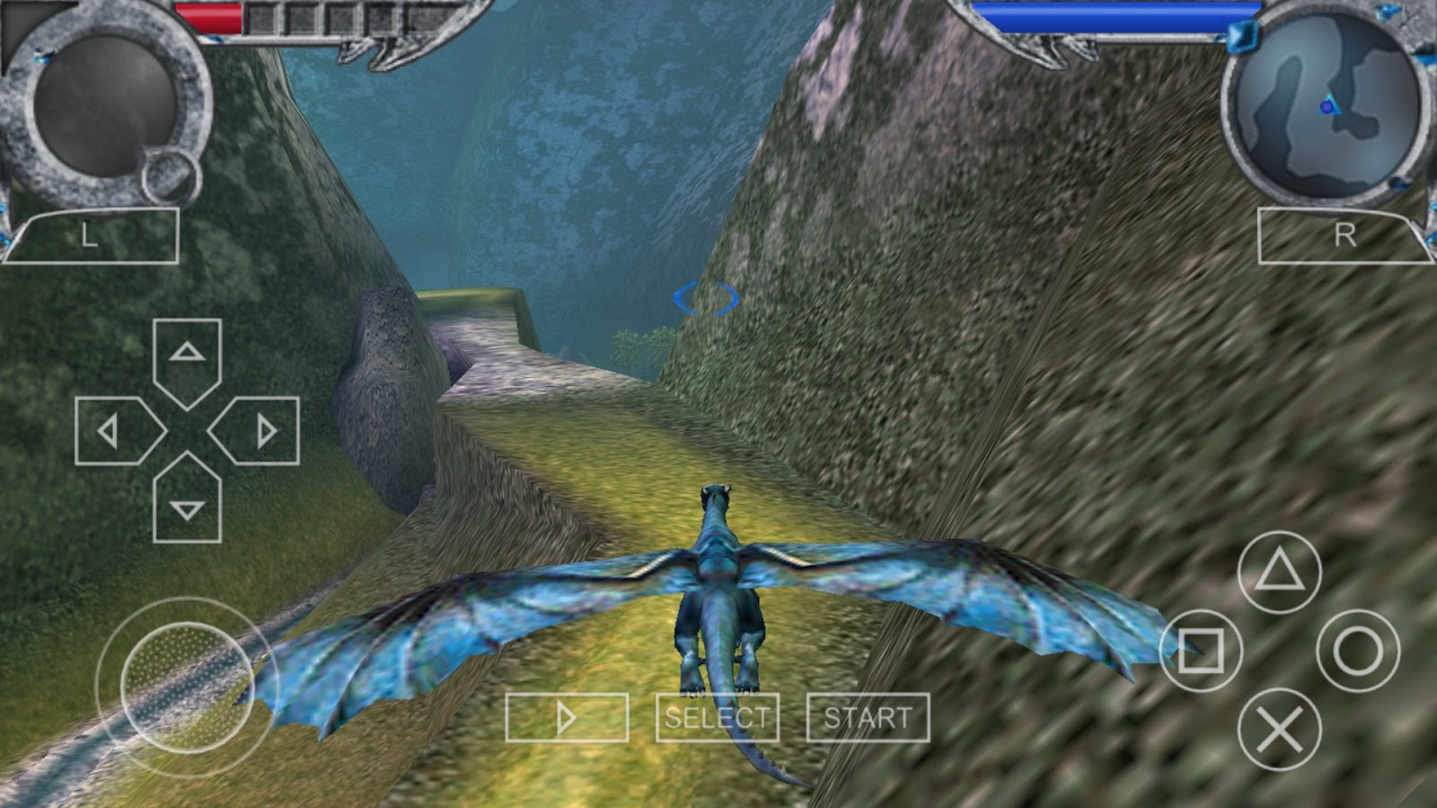 Download Eragon game for psp/ppsspp emulator (Iso/Cso) game