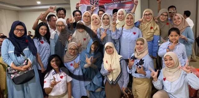 Bawaslu Pastikan Panwaslu Kuala Lumpur Berpose 02 adalah Hoax