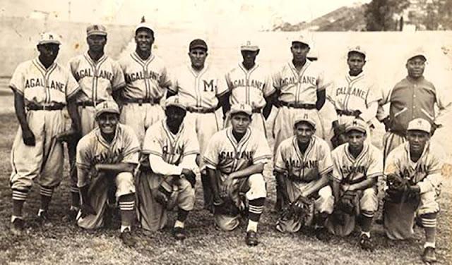 Foto: El Magallanes campeón 1943-44.
